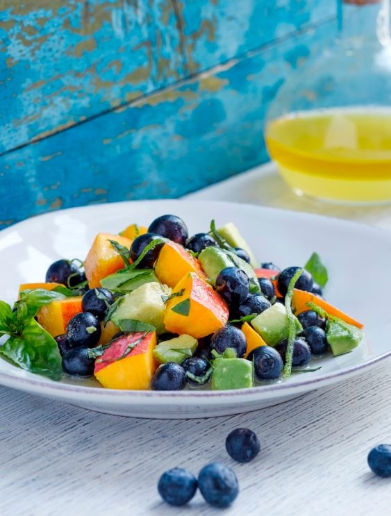 blueberry-peach-and-avocado